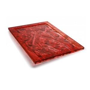 Taca Dune Red, 32x46 cm