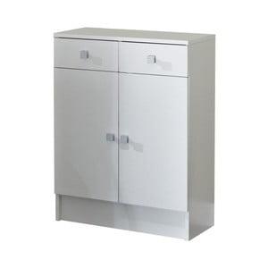 Biała szafka łazienkowa 13Casa Click