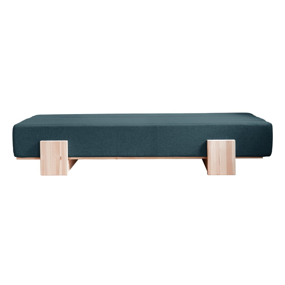Ciemnoturkusowa rozkładana sofa Karup Design UMU Daybed