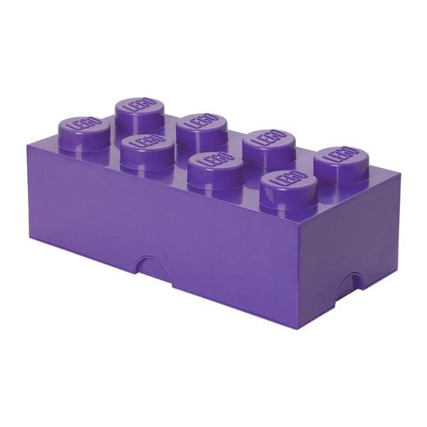 Fioletowy pojemnik LEGO®