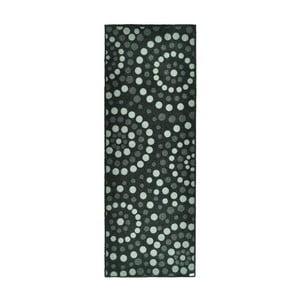 Wycieraczka Dots Grey, 67x180 cm