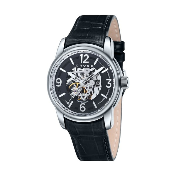 Zegarek męski Cross Palatino Automatic Black, 42 mm