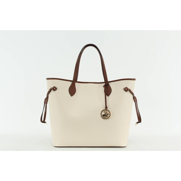 Torebka Beverly Hills Polo Club 444 - Cream/Tan