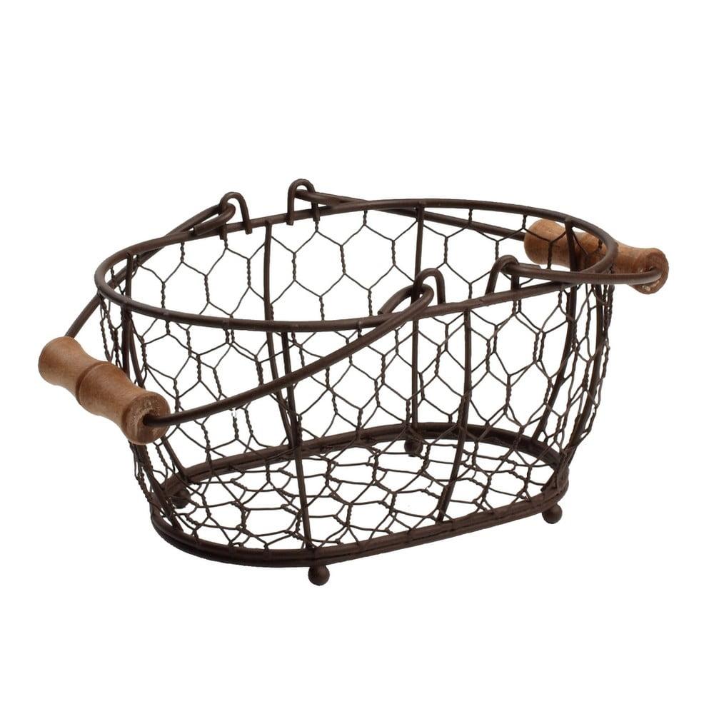 Koszyk Metalowy Tg Woodware Provence 20x14 Cm Bonami