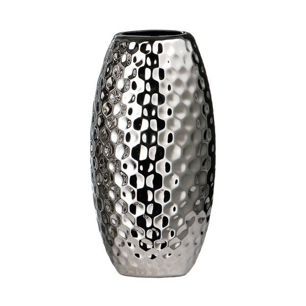 Wazon Chrome Ceramic, 20 cm