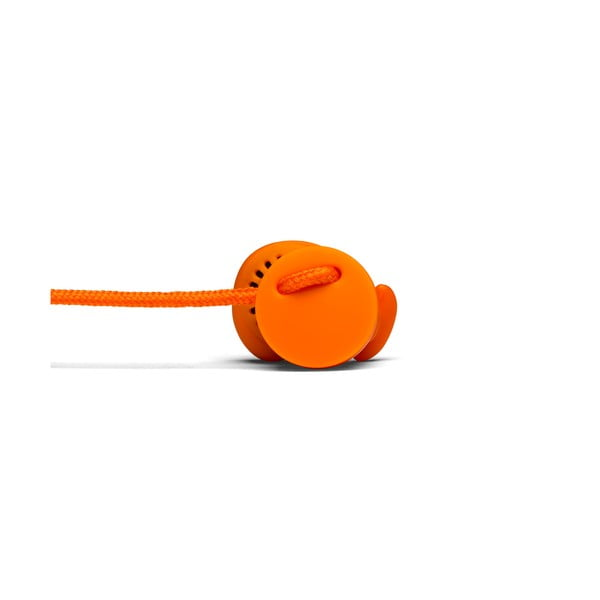 Słuchawki Plattan White + słuchawki Medis Orange GRATIS
