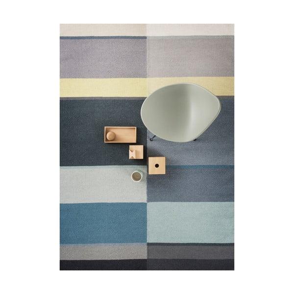 Wełniany dywan Leus Mix, 170x240 cm
