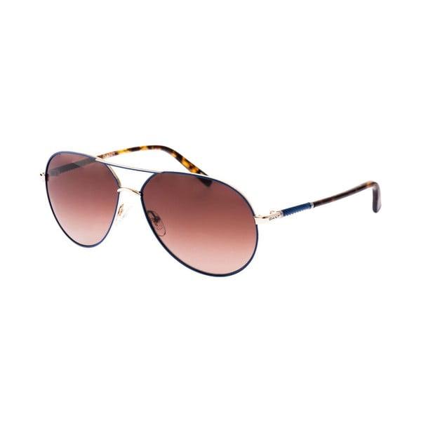 Damskie okulary przeciwsłoneczne GANT Gold blue