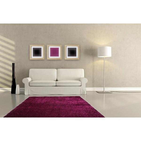 Dywan Harmonie 910, fioletowy, 60x110 cm
