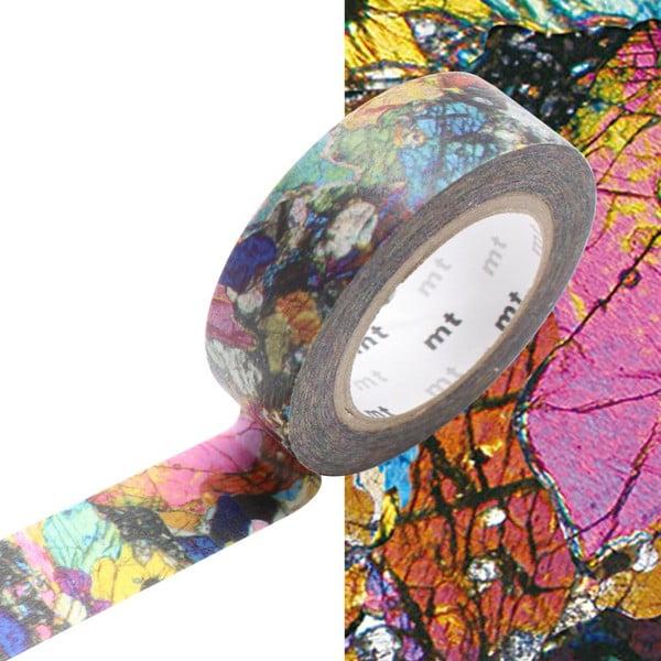 Taśma dekoracyjna washi Phénocristaux