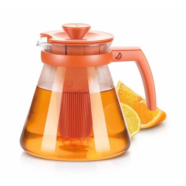 Dzbanek TEO TONE Tescoma 1.2 l, pomarańczowy