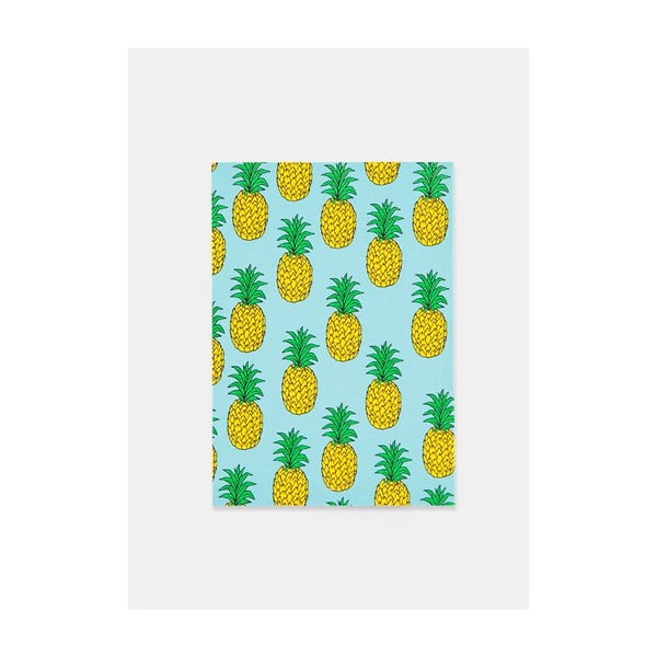 Notes Pineapple A5