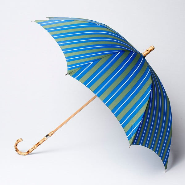 Parasol Alvarez Stripe Blue Green