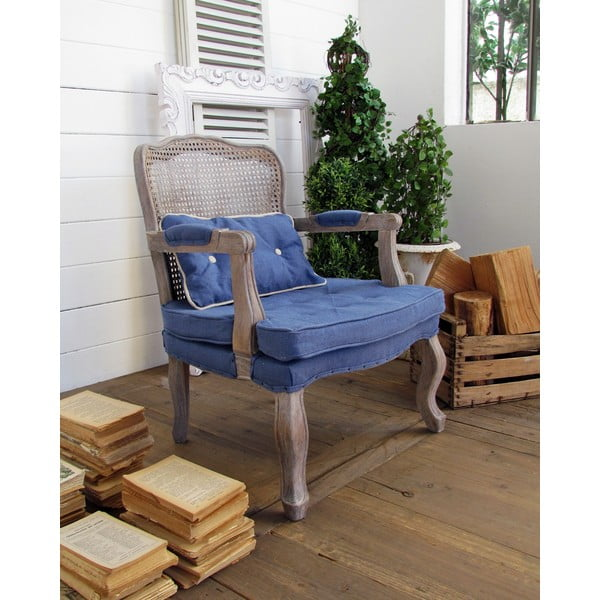 Fotel Blue Victoria