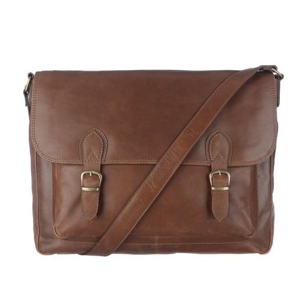 Skórzana torba Baker Brown