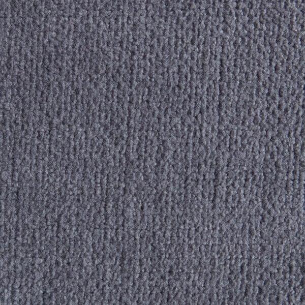 Niebieskoszary fotel wiszący do wnętrz Linda Vrňáková Swingy In
