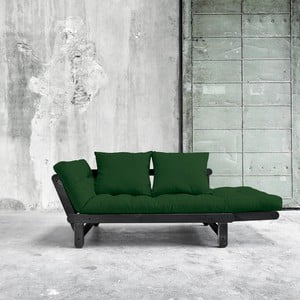 Sofa rozkładana Karup Beat Black/Botella
