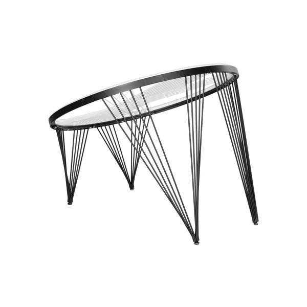 Fotel Launchpad, czarny