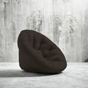 Fotel rozkładany Karup Nido Choco