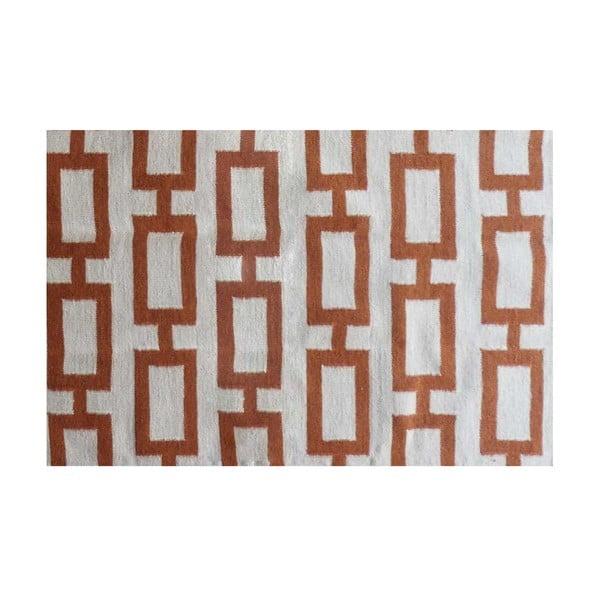 Ręcznie tkany dywan Kilim Modern 110, 155x240 cm
