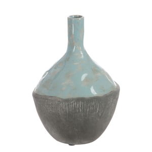 Wazon Bottle in Grey and Blue