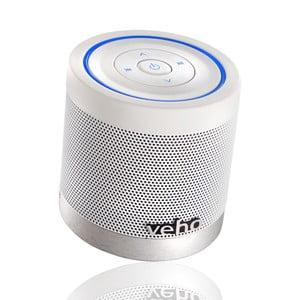 Biały mini głośnik Veho Bluetooth 360BT z kartą Micro SD