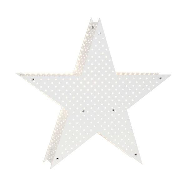 Biała gwiazda świecąca LED Best Season Starlight