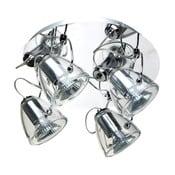 Lampa sufitowa z 4 światłami punktowymi Light Prestige Dalia