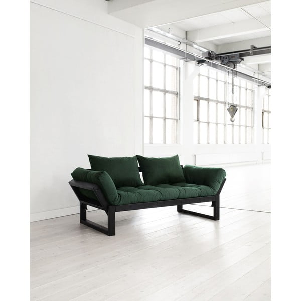 Sofa Karup Edge Black/Botella