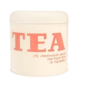 Pojemnik na herbatę Typography