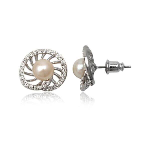Kolczyki Pearl Art