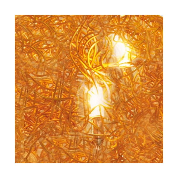 Lampa stołowa Alumni 30 cm, złota