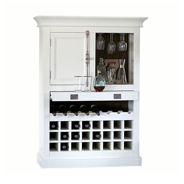 Biała witryna Canett Skagen Wine, 1 szuflada