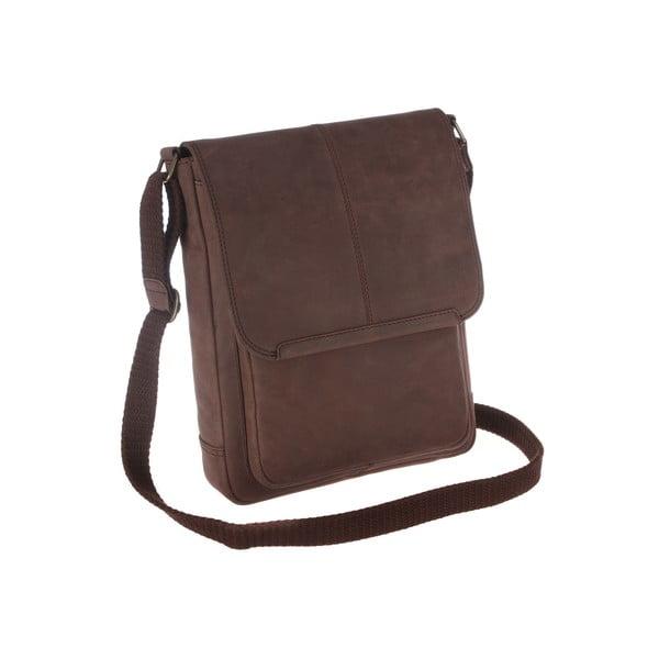Skórzana torba na iPad Earth