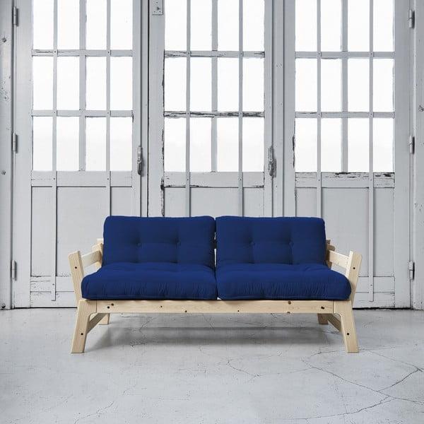 Sofa rozkładana Karup Step Natural/Royal
