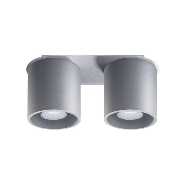 Szara lampa sufitowa Nice Lamps Roda 2