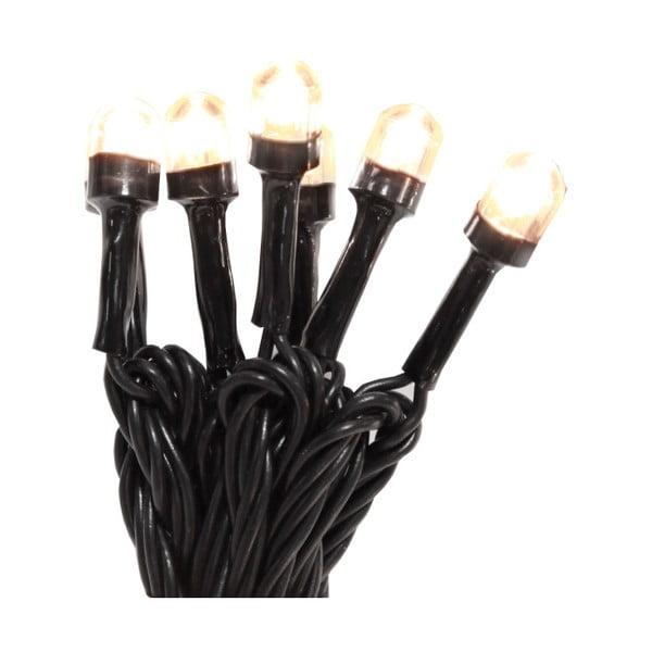 Świecący łańcuch LED, 8 m