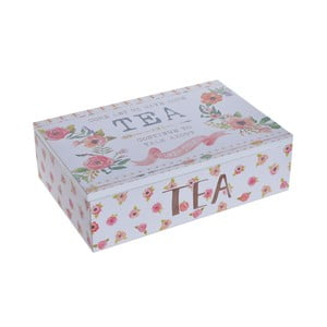 Pudełko na herbatę Happy Things