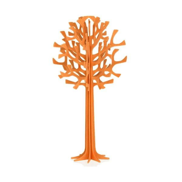 Składana pocztówka Lovi Tree Orange, 13.5 cm