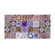 Winylowy dywan Collage, 50x120 cm