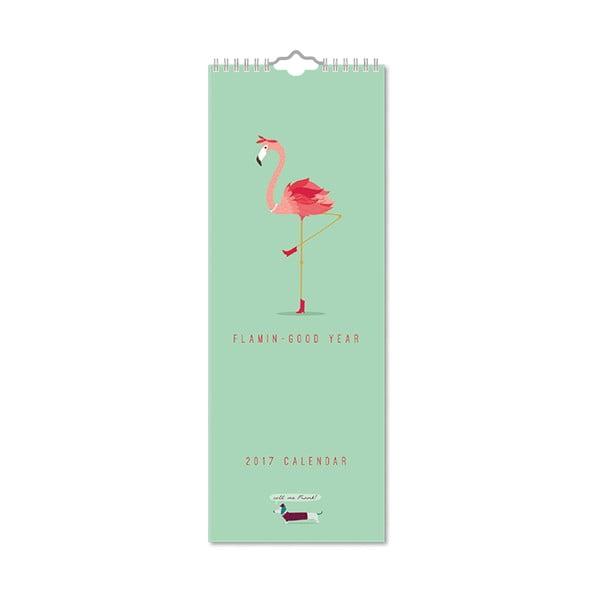 Kalendarz podłużny  Portico Designs Call Me Frank