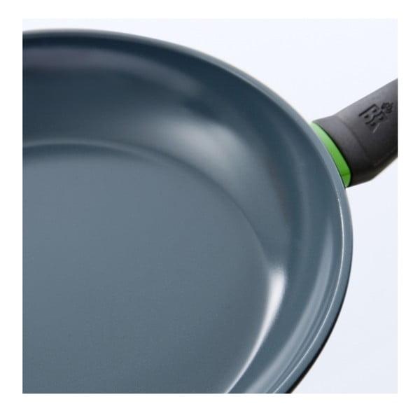 Wysoka patelnia ceramiczna BK Cookware Balans+, 28cm