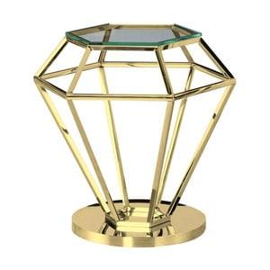 Złoty stolik Artelore Emanuelle