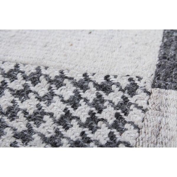 Dywan wełniany Omnia 160x230 cm, naturalny