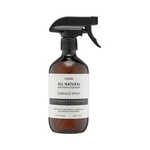 Naturalny sprej do czyszczenia powierzchni kuchennych o zapachu pomarańczy i grejpfruta Ladelle
