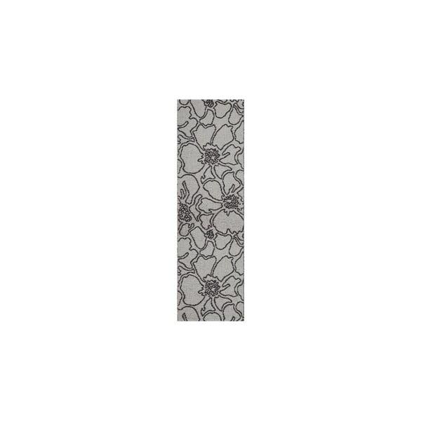Wytrzymały dywan dwustronny Flou V10, 60x200 cm