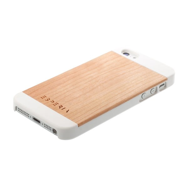 ESPERIA Evoque Cherry White na iPhone 5/5S