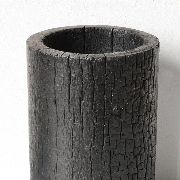 Wypalana palmowa doniczka Long