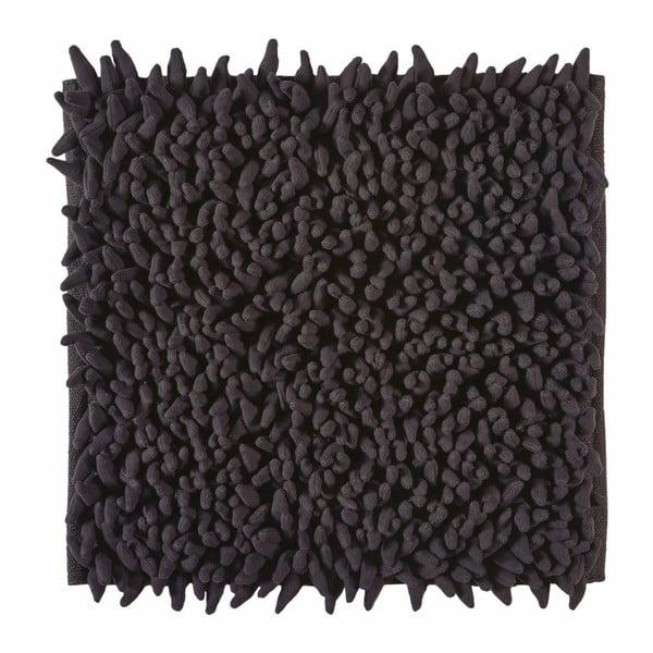 Dywanik łazienkowy Ziza Black, 60x60 cm