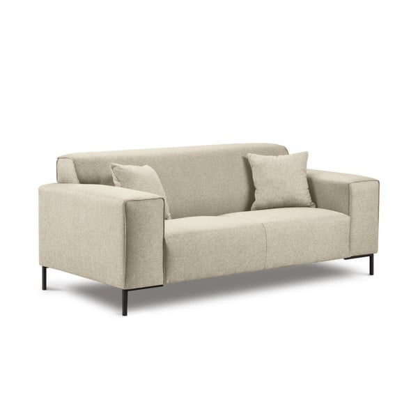 Beżowa sofa 2-osobowa Cosmopolitan Design Seville